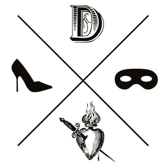 Nippies Adhésifs Croix - Noir
